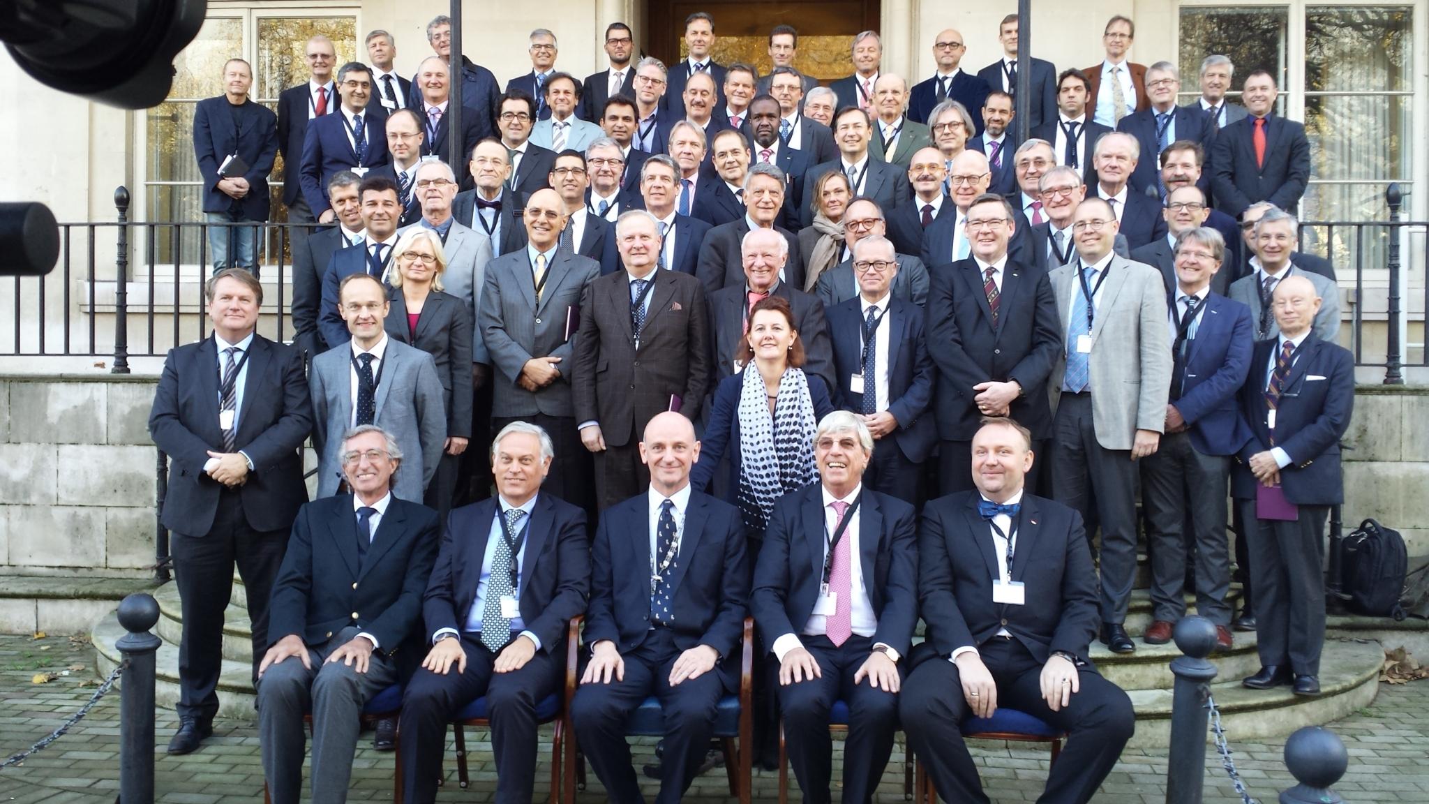 Londen AAEU Meeting 2015