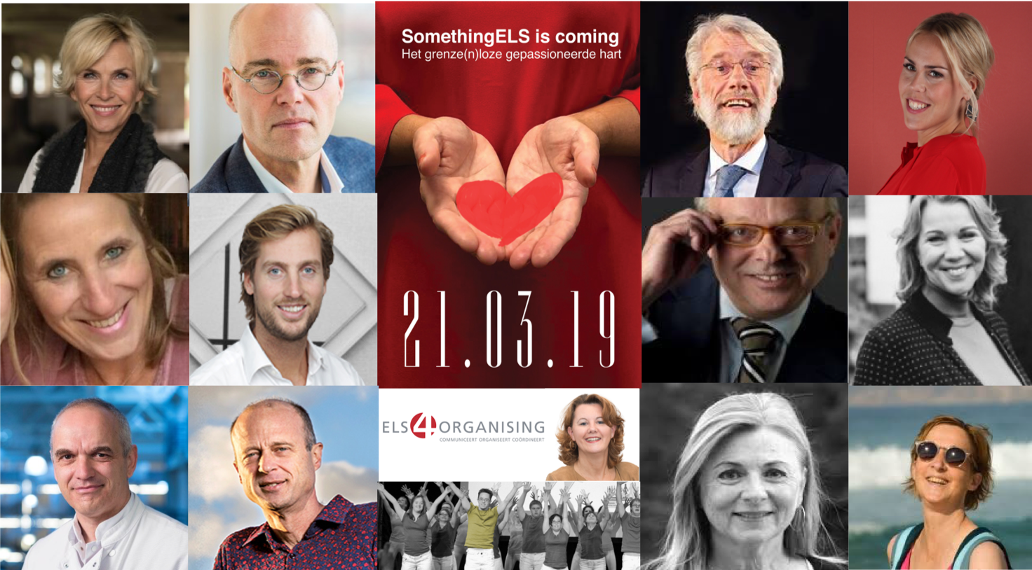 SomethingELS event - donderdagmiddag 21 maart 2019