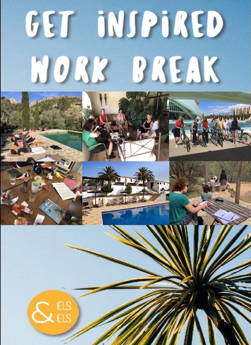 Meld je aan voor de Inspiring Spring Break 2019