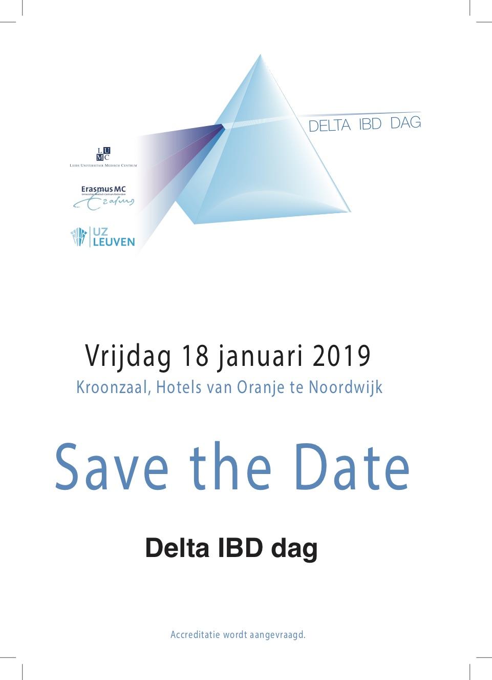 (Nederlands) Delta IBD Dag in Noordwijk vol met praktische tips en huidige inzichten