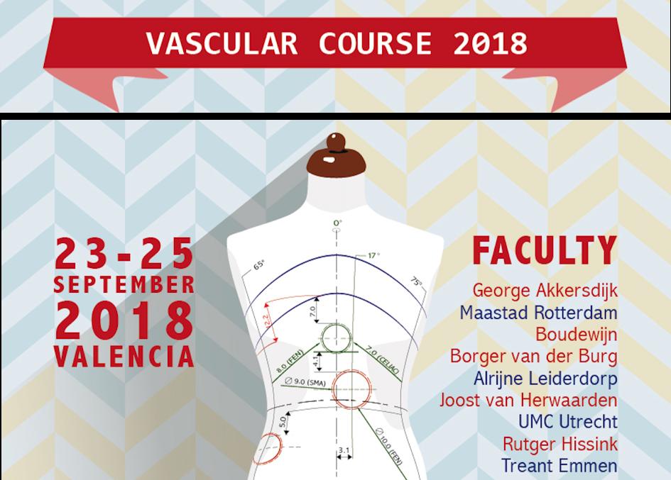 Vascular Course naar een hoger niveau getild