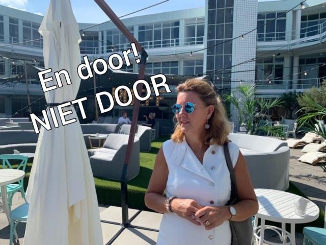 En door - NIET DOOR - en weer door!